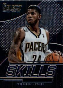 2013-14 Select Skills #20 Paul George - NM-MT