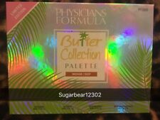NEW PHYSICIANS FORMULA BUTTER COLLECTION PALETTE Medium/Deep Limited Edition Set