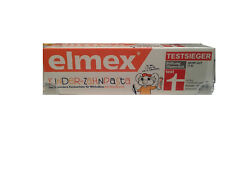 3 x Elmex Children 1-6 years toothpaste 50 ml / 1.69oz. from Germany