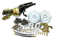 1947-53 Chevy-GMC Truck Front Power Disc Brake Conversion Kit 5 x 4.75 Disc/Drum