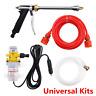 NEW 12V 100W 160PSI High Pressure Car Washer Cleaner Water Wash Pump Sprayer Kit