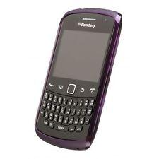 Étuis, housses et coques noirs BlackBerry pour téléphone mobile et assistant personnel (PDA)