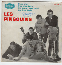FRENCH EP LES PINGOUINS CHERCHE DECCA 451 129