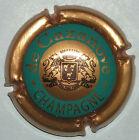 Capsule de Champagne de Cazanove N°10. cote 2.00 €