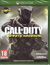 Call of Duty: Infinite Warfare w/ Zombies Terminal Map [Xbox One Region Free]