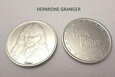 Pièce N°2 HERMIONE GRANGER  neuve / coin jeton pour album Harry Potter GRINGOTTS