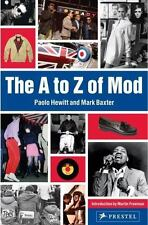 The A to Z of Mod by Hewitt, Paolo, Baxter, Mark