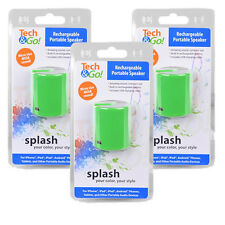 3pk mini portable compact travel speaker for ipod nano touch I Pad 2 3 4 air 2