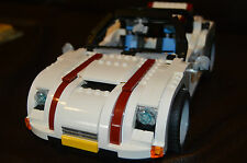 LEGO LEGOS Set 4993 Cool Convertible Car Creator 648 Pieces Ages 8-12 Year 2008
