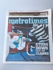 ICP Metro Times Magazine Cover