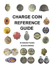 Charge Coin Reference Guide Pre-Publication sale Book on Charge & Credit Coins