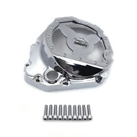 Chrome Engine Clutch Cover For Suzuki 2001-2005 GSXR600 1000/2000-2005 GSX-R750