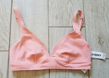 NWT Old Navy jersey bralette size extra large XL - peach