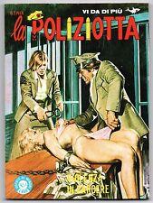 LA POLIZIOTTA N.20 VIOLENZA CARNALE IN CARCERE originale 1982 flicky star winder
