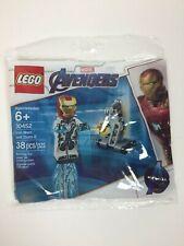 LEGO 30452 Avengers Endgame Superhero Iron Man & Dum-E Polybag