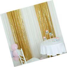 Helaku Sequin Backdrop Gold Sequin Backdrop Gold Sequin Backdrop Curtain 2 Se.