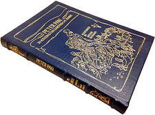 Easton Press, J. M. Barrie, PETER PAN IN KENSINGTON GARDENS, 1992, Full Leather