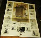 WINDMILLS LYONEL FEININGER POSTER EXHIBITION CATALOG ACHIM MOELLER FINE ART 1993