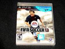 FIFA Soccer 13 (Sony PlayStation 3, 2012)   ***NEW***   FACTORY SEALED!!!