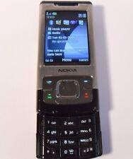 NOKIA 6500 Slide-Argento (Sbloccato) Smartphone Mobile 6500s