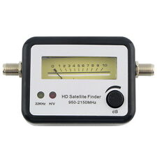 Digital Satellite Signal Finder Meter Compass FTA TV Signal Receiver & Finder XD