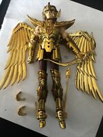 "Bandai Saint Seiya Saint Cloth Myth Gold Cloth Sagittarius 7"" Loose Figure 100%"
