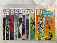 SHADOWMAN Comic Books #21-#29 1994 VALIANT Comics