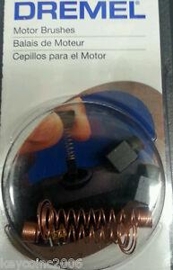 Pair Dremel  Carbon Motor Brush motor brushes fits models listed