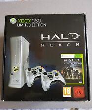 Console XBOX 360 Edition Limitée HALO REACH = D'occasion TBE