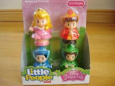 Little People Disney Princess Aurora and Friends - Fisher Price
