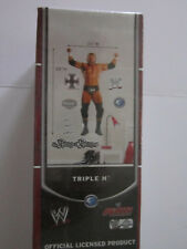 WWE TRIPLE H FATHEAD JR,REUSABLE VINYL WALL GRAPHICS,NEW SEALED BOX