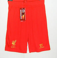 BNWT LIVERPOOL FC OFFICIAL OLDER CHILDS FOOTBALL SHORTS ORIGINAL RRP £18.99