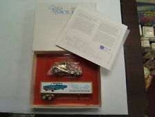 Winross Golden Age of Motoring #2 Family Cars 1960s Biscayne & Country Squire