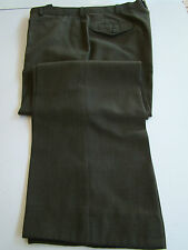 USMC MARINE CORPS ENLISTED NCO OFFICER SERVICE DRESS GREEN TROUSERS PANTS SZ 42