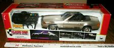 1992 New Bright Class One MERCEDES 500SL Remote Control Toy Sports Car Silver