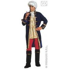 Widmann Wid37763 - Costume per Adulti Casanova Multicolore L