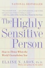 The Highly Sensitive Person by Elaine N. Aron Ph.D. (Paperback)