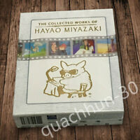 The Collected Works of Hayao Miyazaki Blu-ray Complete Collection Fast shipping