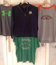Jansport 1/4 Zip Norte Dame Sweatshirt Boys XL