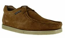 Mens Lambretta Classic Wallabee Suede Lace Up Casual Smart Shoes Size UK 10