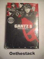 MANGA:  Gantz Vol. 6 by Hiroya Oku (Paperback, 2009) Sealed!