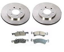 2 X FRONT BRAKE DISC + PADS - FORD EXPEDITION / LINCOLN NAVIGATOR 2003-2006