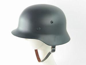 M32 WW2 German Steel Helmet Best Replica Collectable Helmets Field Gray