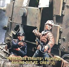 Jaguar Models - 1/35 Desperate Straits Fighting Bailing out Pz. Crew - 63099