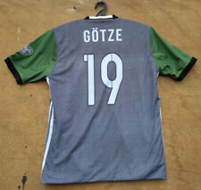 Adidas Shirt Jersey #19 Mario Gotze Team Germany Fifa CUP  Original