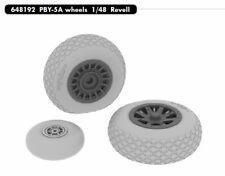 Eduard Brassin 1/48 Consolidated PBY-5A Catalina Wheels for Revell # 648192