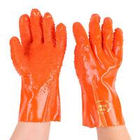 Gummihandschuhe Latex Haushaltshandschuhe baumwollgefüttert Handschuh Anti-Rutsc
