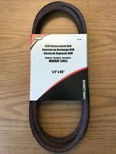 "Belt fits Murray 37X61, 037X61MA, 710531 Replacement Belt 1/2"" x 95"""