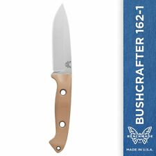 Benchmade Bushcrafter 162-1 EOD Drop-point Sand Handle