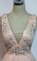 NWT ALEX & SOPKIA $155 Pink Party Dance Prom Dress 11
